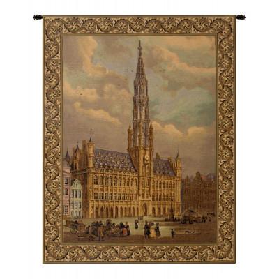 Купить Гобелен Ратуша в Брюсселе