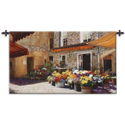 Гобелен Цветочный магазин