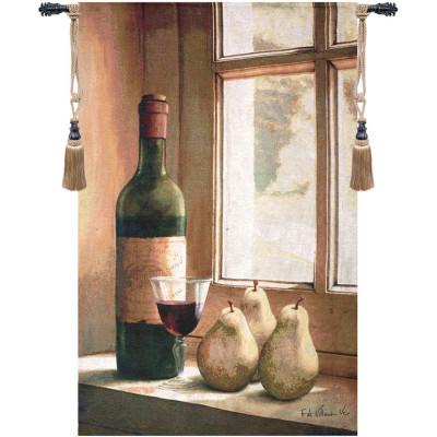 Купить Гобелен Вино и груши