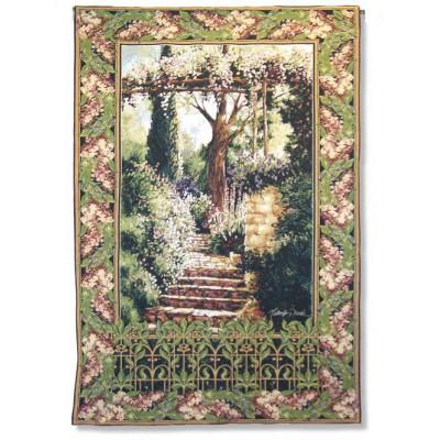 Купить Гобелен Дорожка в саду