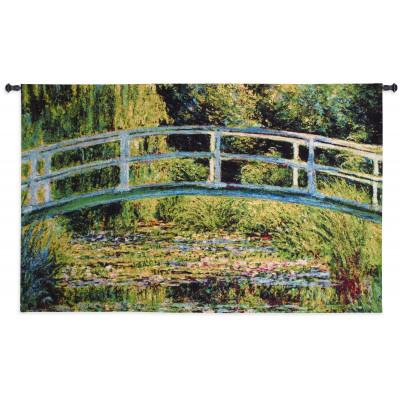 Гобелен Японский мостик