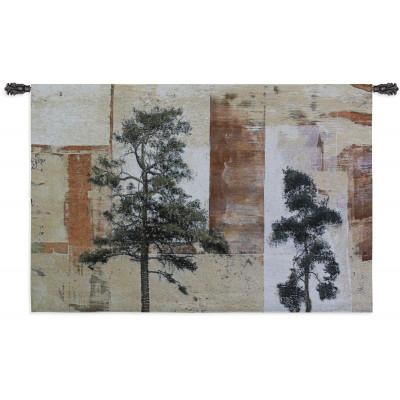 Купить Гобелен Деревья на пергаменте
