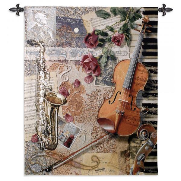 Купить Гобелен Оркестр II