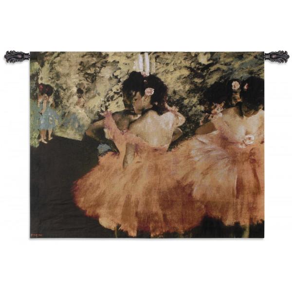 Купить Гобелен Балерина в розовом