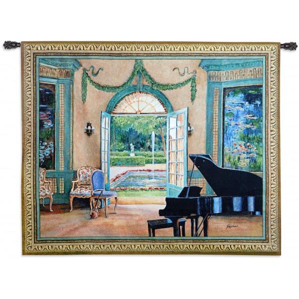 Купить Гобелен Музыкальный салон