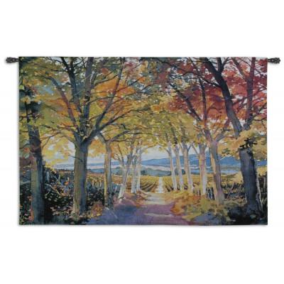 Купить Гобелен Осенний путь