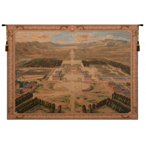 Гобелен Версаль замок XVII