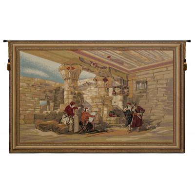 Гобелен Храм Птолемей IV