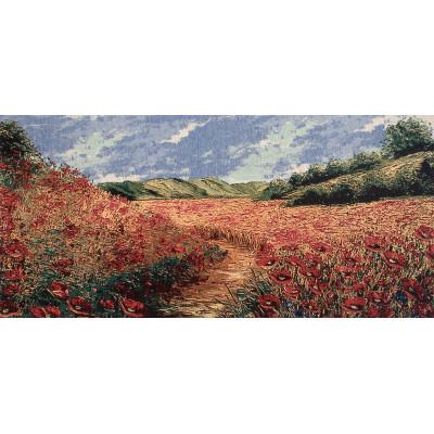 Гобелен Маковая тропа