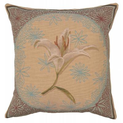 Купить Подушка декоративная Белая Лилия II