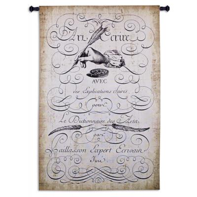 Купить Гобелен Искусство рукописи
