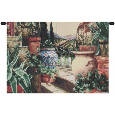 Купить Гобелен Дворик в Таскании