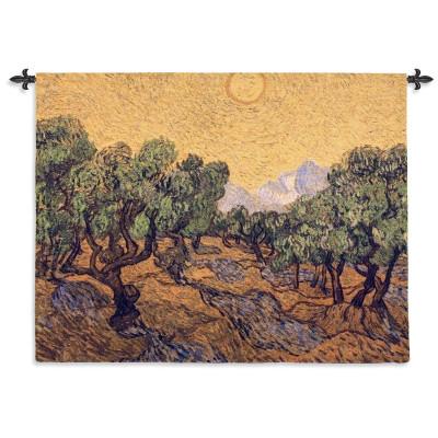 Гобелен Оливковые деревья (Ван Гог)